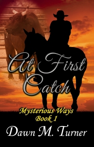 Cover image for AT FIRST CATCH