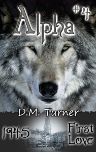 Cover image for ALPHA: 1945 First Love