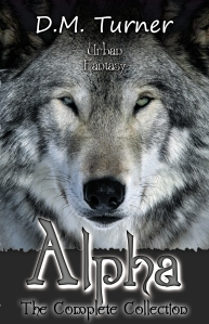 Cover image for the ALPHA short story collection