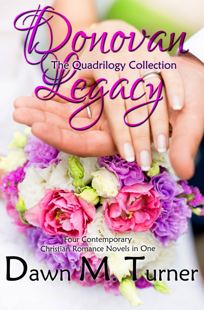 Cover image for the Donovan Legacy Quadrilogy ebook collection