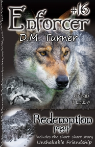 Cover image for ENFORCER: Redemption, 1984