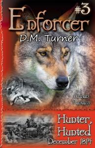Cover image for ENFORCER: Hunter, Hunted, December 1814