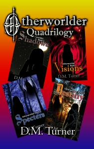 Cover image for Otherworlder Quadrilogy collection