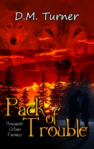 Cover image for PACK OF TROUBLE