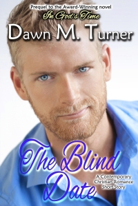 Cover image for THE BLIND DATE