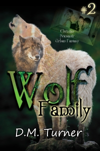 Cover image for WOLF: Family