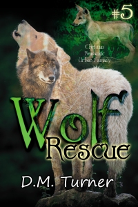 Cover image for WOLF: Rescue
