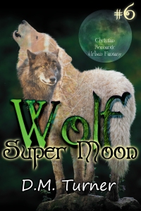 Cover image for WOLF: Super Moon